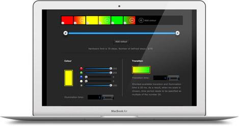 Fibaro RGBW styrning LED