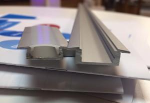 Aluminiumprofiler skillnader