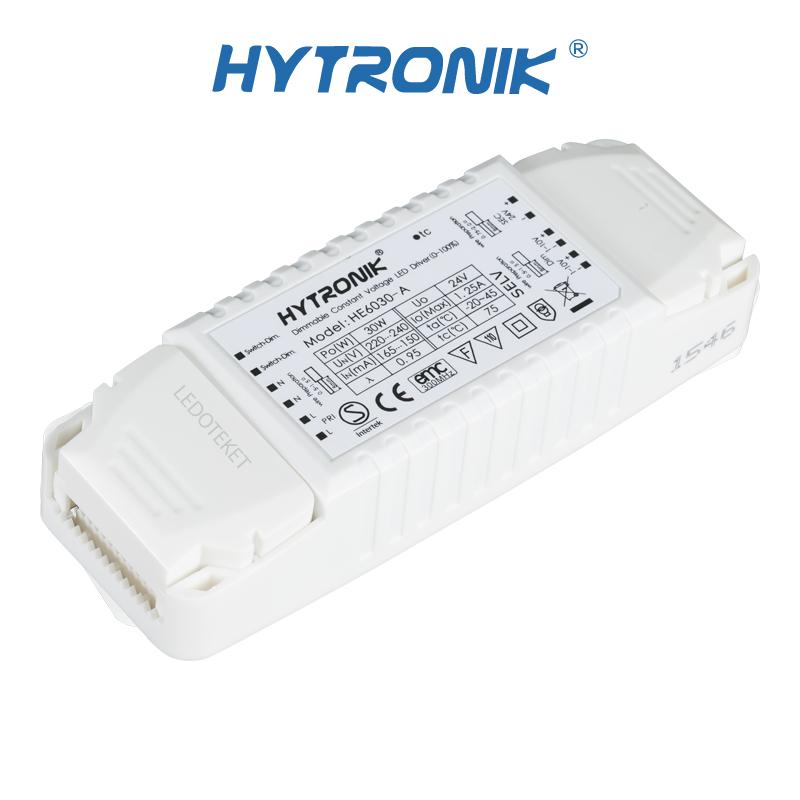 Hytronik LED Driver 1x30W HE6030-A 24V