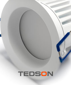 ledbelysning downlight