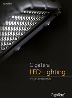 Katalog Gigatera led